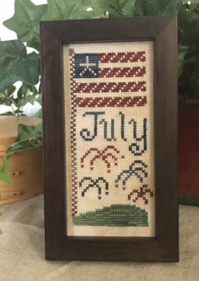 July Mini Sampler
